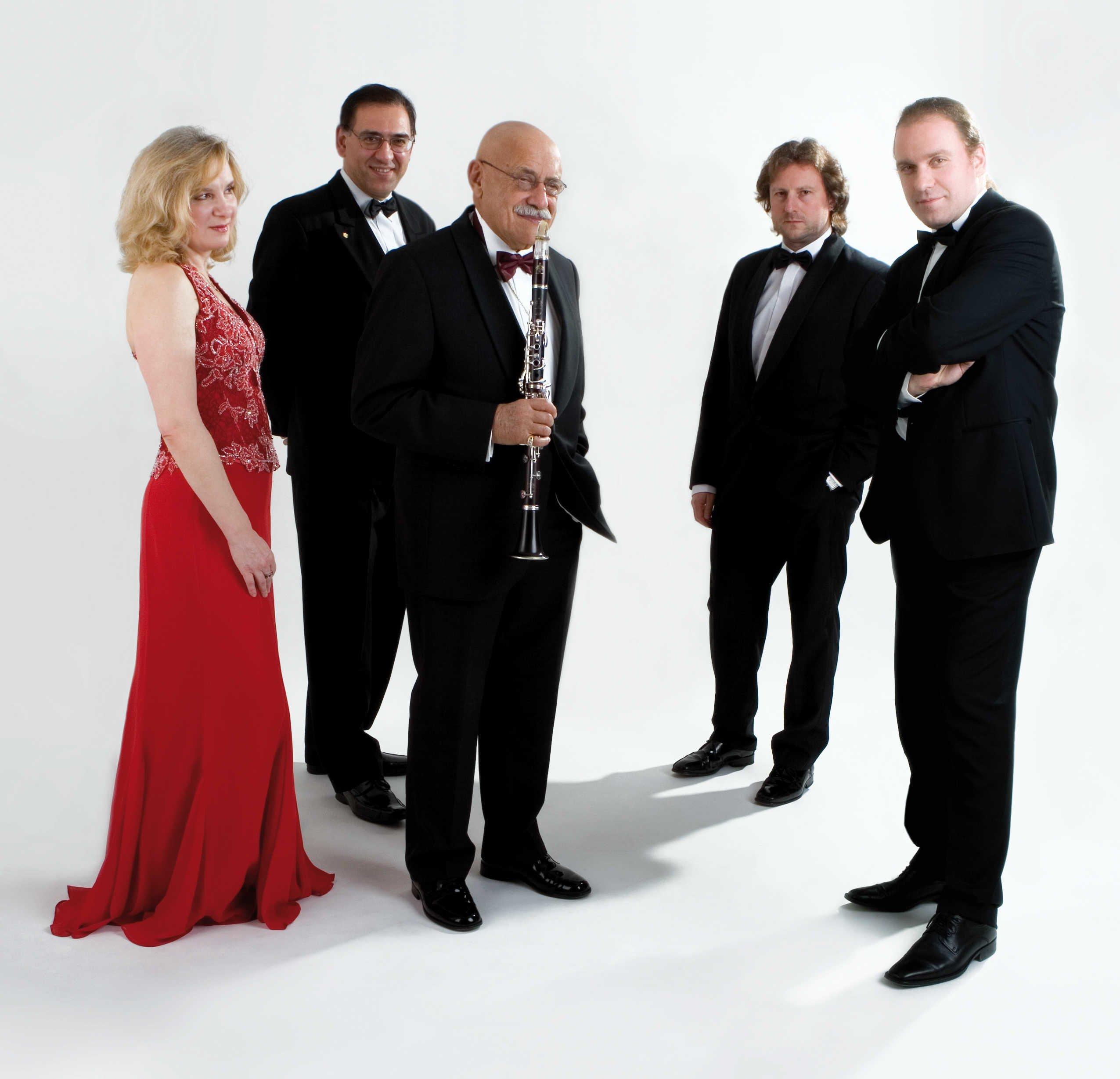 Giora Feidman & Gershwin Quartett