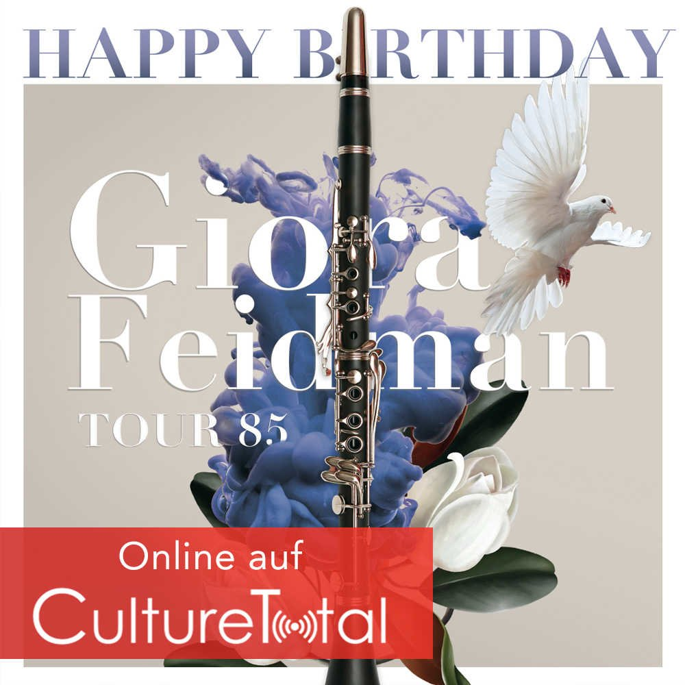 Happy Birthday, Giora Feidman