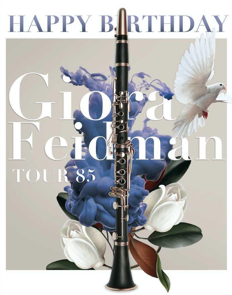 Happy Birthday, Giora Feidman